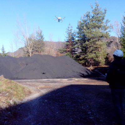 Aerofotogrammetria drone Cuneo e Torino